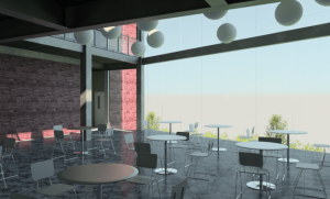 Newmark Lounge